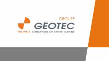 Vidéo de présentation 2020 | Groupe Géotec